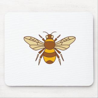 Mousepad Bumble o ícone da abelha
