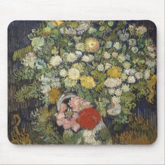 Mousepad Buquê das flores em um vaso