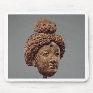 Mousepad Cabeça de um Buddha ou de um Bodhisattva