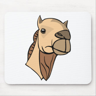 Mousepad Cabeça do camelo