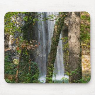Mousepad Cachoeira nas madeiras