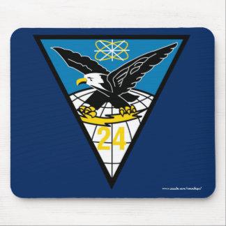 """Mousepad Cadete Sqadron de USAFA 24"""" tapete do rato dos"""