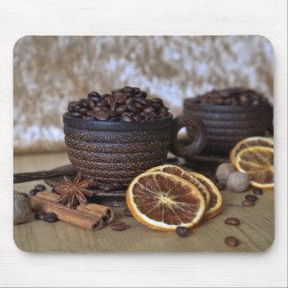 Mousepad Café e especiarias