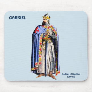 Mousepad Caldo Costume~Personalised de Godfrey para