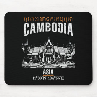 Mousepad Cambodia