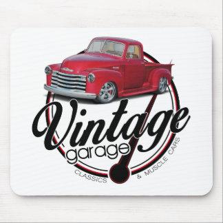 Mousepad Caminhão da garagem do vintage