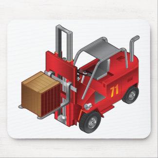 Mousepad Caminhão de empilhadeira