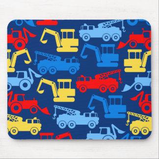 Mousepad Caminhões do trabalho