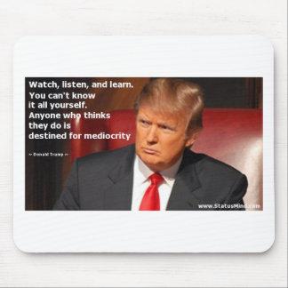 Mousepad Camisa de Donald Trump, camisa política, eleição