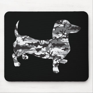 Mousepad Camo-Cinzento-Doxie