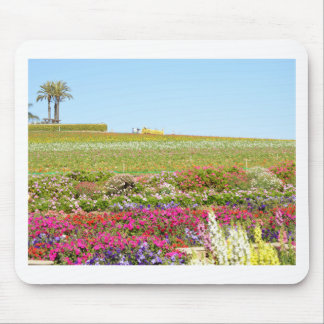 Mousepad Campos de flor de Carlsbad