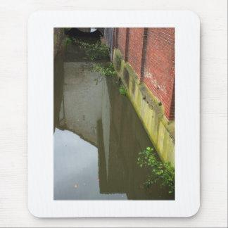 Mousepad Canal holandês Gracht da fotografia