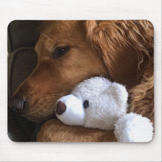 Mousepad cão