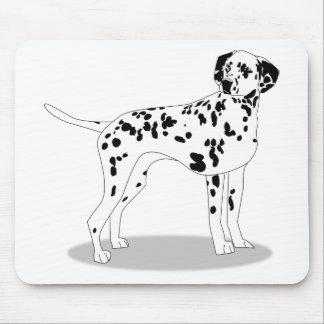 Mousepad Cão de Dalmation