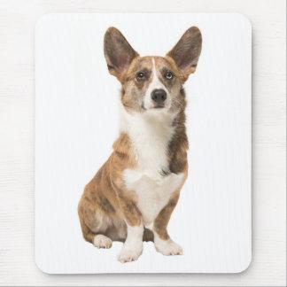 Mousepad Cão de filhote de cachorro do Corgi de Galês do