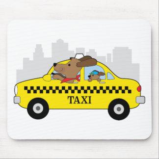 Mousepad Cão do táxi de New York