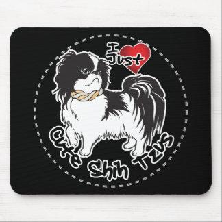 Mousepad Cão engraçado & bonito adorável feliz de Shih Tzu