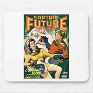 Mousepad Capitão Futuro e a lua mágica
