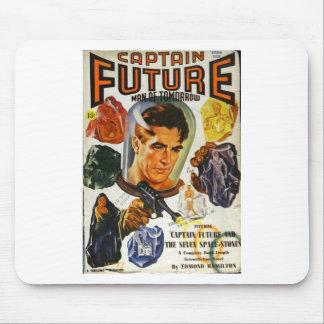 Mousepad Capitão Futuro e as pedras do espaço
