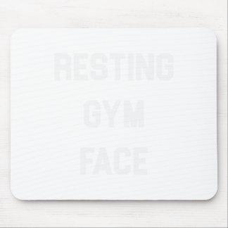Mousepad Cara de descanso do Gym