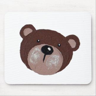 Mousepad Cara do urso