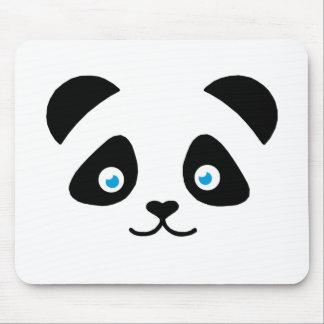 Mousepad cara do urso de panda