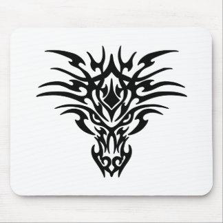 Mousepad Cara-Dragão-Tatuagem