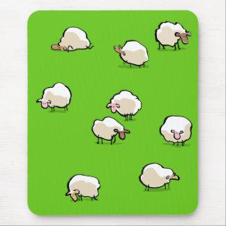 Mousepad carneiros