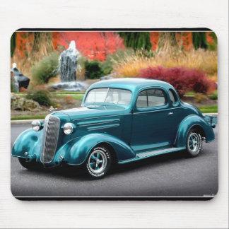 Mousepad Carro 1936 do clássico de Chevrolet do cupé do hot