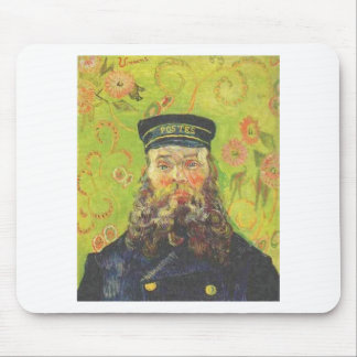 Mousepad Carteiro Joseph Roulin - Vincent van Gogh do