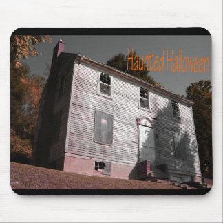 Mousepad Casa assombrada do Dia das Bruxas