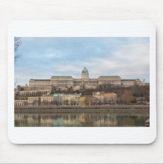 Mousepad Castelo Hungria Budapest de Buda no dia