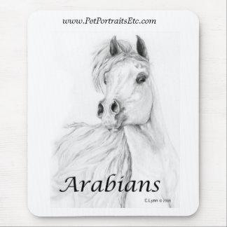 Mousepad Cavalo árabe