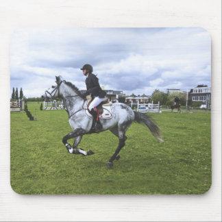 Mousepad Cavalo e cavaleiro