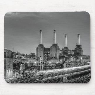 Mousepad Central eléctrica de Battersea da passagem dos