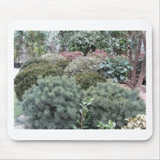 Mousepad Centro de jardim com seleção de plantas de