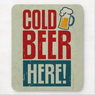 Mousepad Cerveja fria