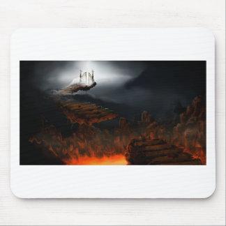 Mousepad Céu e inferno