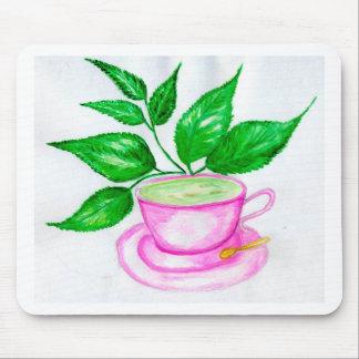 Mousepad Chá verde Art2