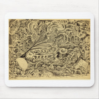 Mousepad Chamber_by doente Brian Benson