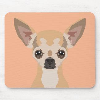 Mousepad Chihuahua