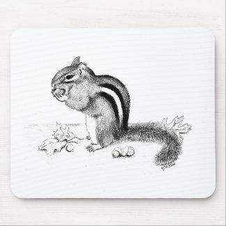 Mousepad Chipmunk