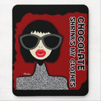 Mousepad Chocolate