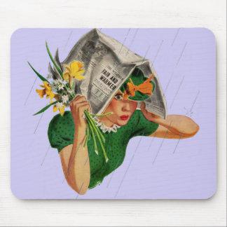Mousepad chuva não na previsão