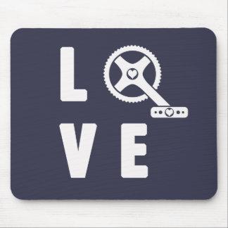 Mousepad Ciclismo do amor