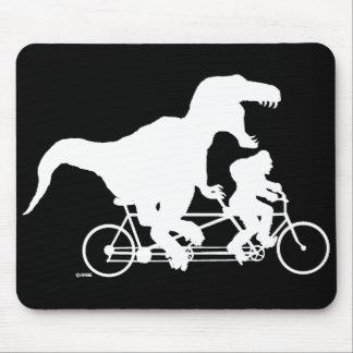 Mousepad Ciclismo ido de Squatchin com T-rex