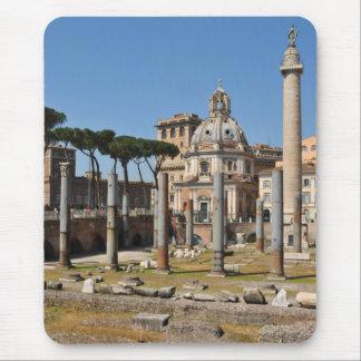 Mousepad Cidade antiga de Roma, Italia