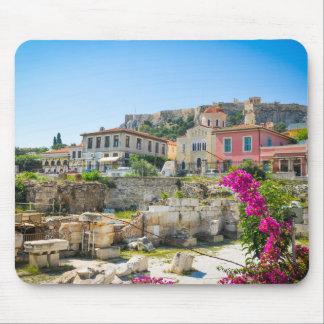 Mousepad Cidade de Atenas, piscina