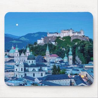 Mousepad Cidade de Salzburg, Áustria