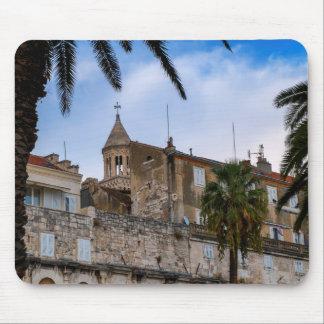Mousepad Cidade velha, separação, Croatia